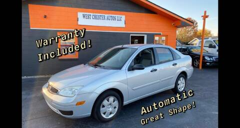 2007 Ford Focus for sale at West Chester Autos in Hamilton OH