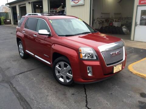 2014 GMC Terrain for sale at TRI-STATE AUTO OUTLET CORP in Hokah MN