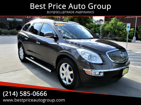 2009 Buick Enclave for sale at Best Price Auto Group in Mckinney TX