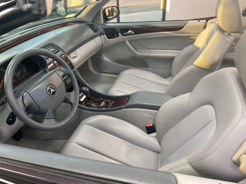 1999 Mercedes-Benz CLK CLK 320 2dr Convertible - Cincinnati OH
