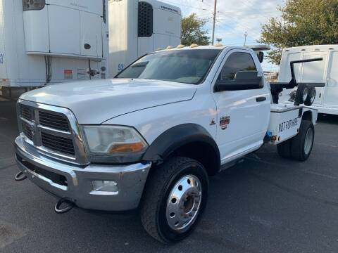 2012 RAM Ram Chassis 4500 for sale at Boss Motor Company in Dallas TX
