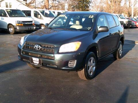 2012 Toyota RAV4 for sale at Stoltz Motors in Troy OH