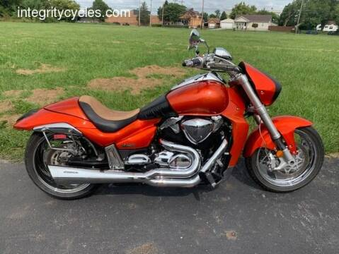 2008 Suzuki Boulevard  for sale at INTEGRITY CYCLES LLC in Columbus OH