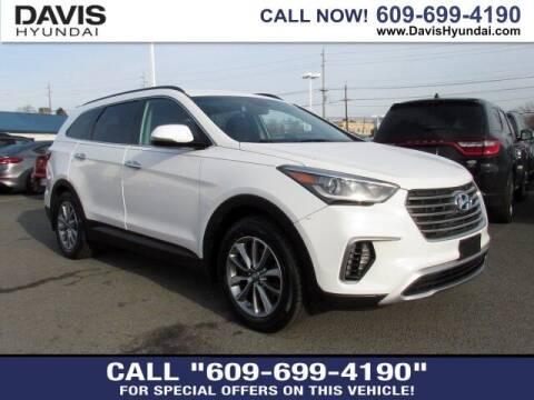 2017 Hyundai Santa Fe for sale at Davis Hyundai in Ewing NJ