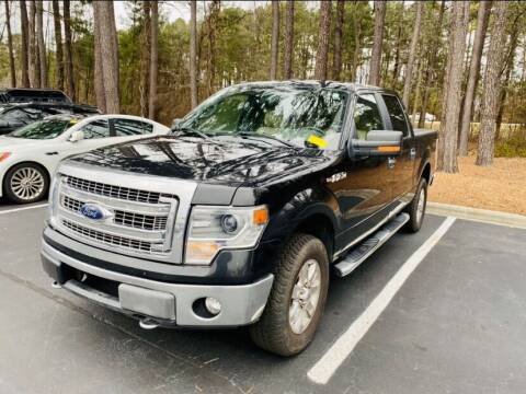 2014 Ford F-150 for sale at Triangle Motors Inc in Raleigh NC