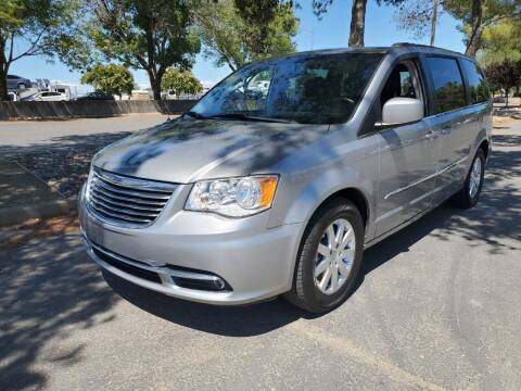 2016 Chrysler Town and Country for sale at Matador Motors in Sacramento CA