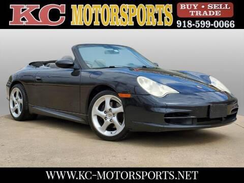 2003 Porsche 911 for sale at KC MOTORSPORTS in Tulsa OK