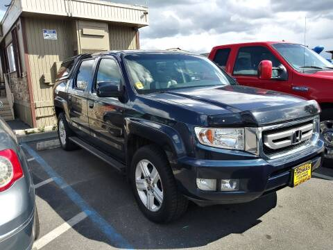 2011 Honda Ridgeline for sale at Thomas Auto Sales in Manteca CA