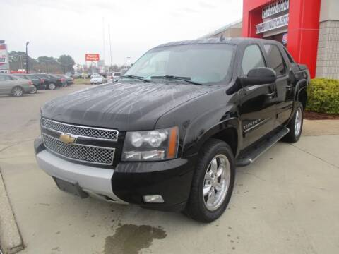 2009 Chevrolet Avalanche for sale at Premium Auto Collection in Chesapeake VA
