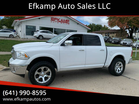 2018 RAM Ram Pickup 1500 for sale at Efkamp Auto Sales LLC in Des Moines IA