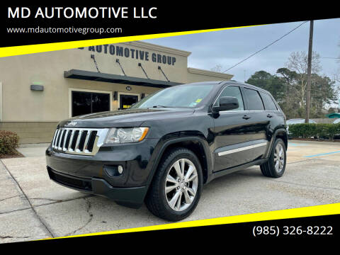 2013 Jeep Grand Cherokee for sale at MD AUTOMOTIVE LLC in Slidell LA