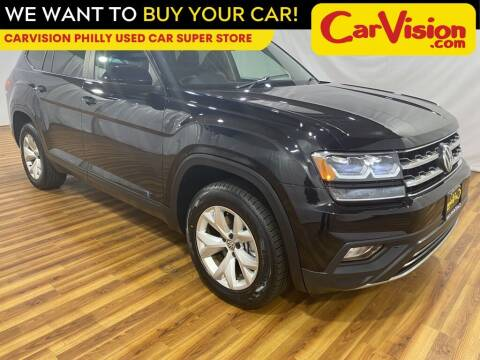 2018 Volkswagen Atlas for sale at Car Vision Mitsubishi Norristown - Car Vision Philly Used Car SuperStore in Philadelphia PA