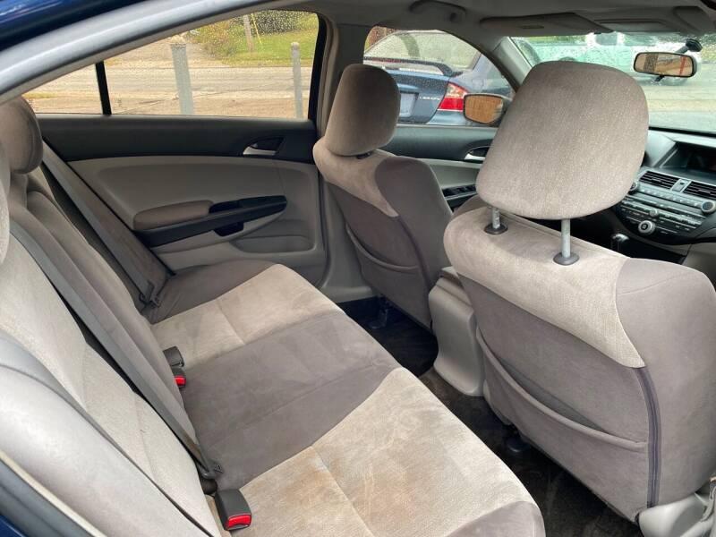 2008 Honda Accord LX 4dr Sedan 5M - Cincinnati OH