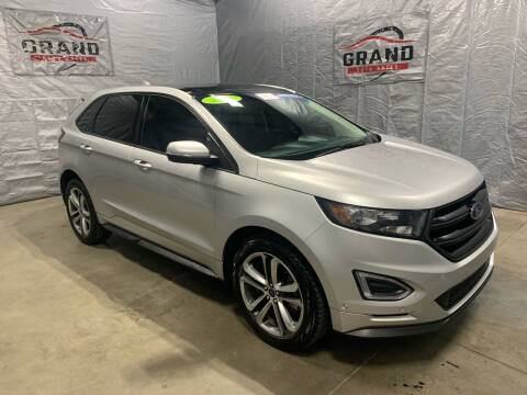 2018 Ford Edge for sale at GRAND AUTO SALES in Grand Island NE