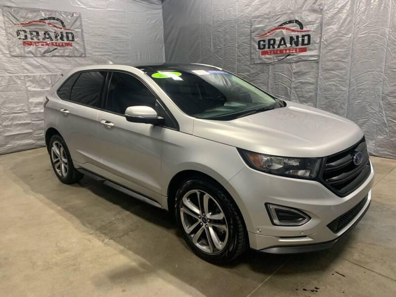 2018 Ford Edge for sale at GRAND AUTO SALES in Grand Island NE