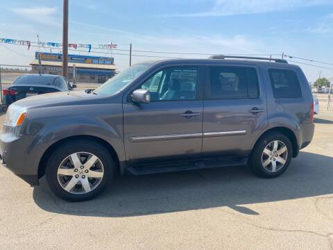 2014 Honda Pilot for sale at First Choice Auto Sales in Bakersfield CA