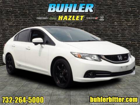 2015 Honda Civic for sale at Buhler and Bitter Chrysler Jeep in Hazlet NJ
