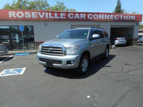 2011 Toyota Sequoia for sale at ROSEVILLE CAR CONNECTION in Roseville CA