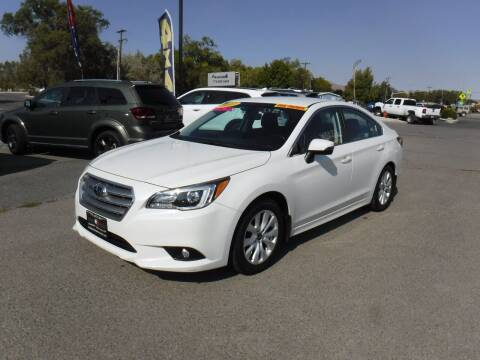 2017 Subaru Legacy for sale at Budget Auto Sales in Carson City NV