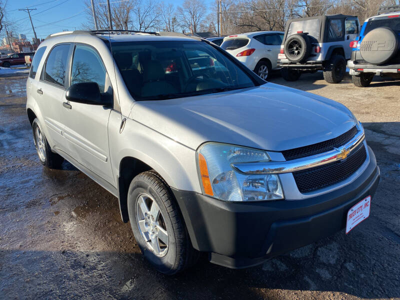 2005 Chevrolet Equinox for sale at Truck City Inc in Des Moines IA