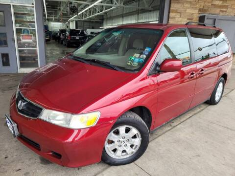 2004 Honda Odyssey for sale at Car Planet Inc. in Milwaukee WI