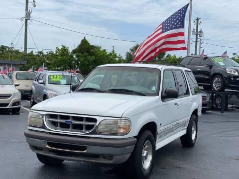 1996 Ford Explorer for sale at KD's Auto Sales in Pompano Beach FL