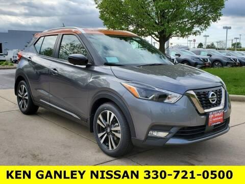 2020 Nissan Kicks for sale at Ken Ganley Nissan in Medina OH