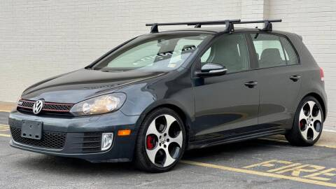 2012 Volkswagen GTI for sale at Carland Auto Sales INC. in Portsmouth VA