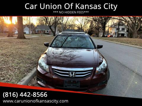 2011 Honda Accord for sale at Car Union Of Kansas City in Kansas City MO