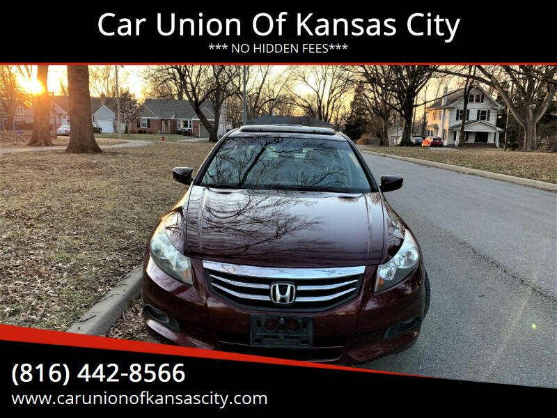 2011 Honda Accord for sale at Car Union Of Kansas City in Kansas City MO