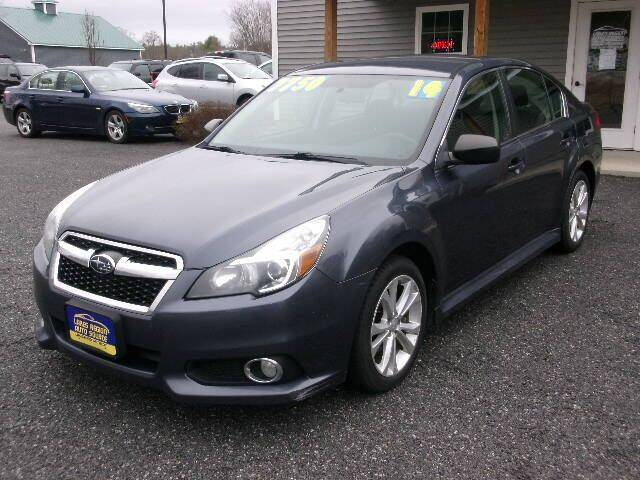2014 Subaru Legacy for sale at Lakes Region Auto Source LLC in New Durham NH