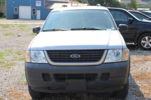 2004 Ford Explorer for sale at Bailey & Sons Motor Co in Lyndon KS