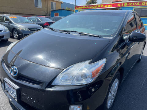 2011 Toyota Prius for sale at CARZ in San Diego CA