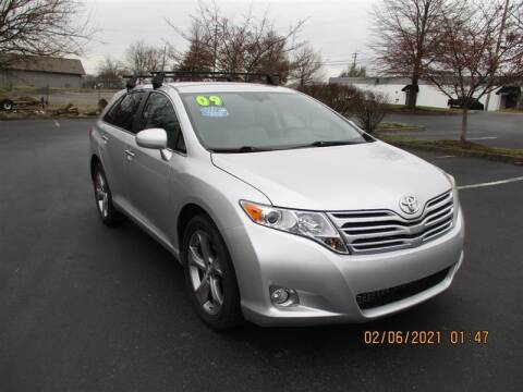 2009 Toyota Venza for sale at Euro Asian Cars in Knoxville TN