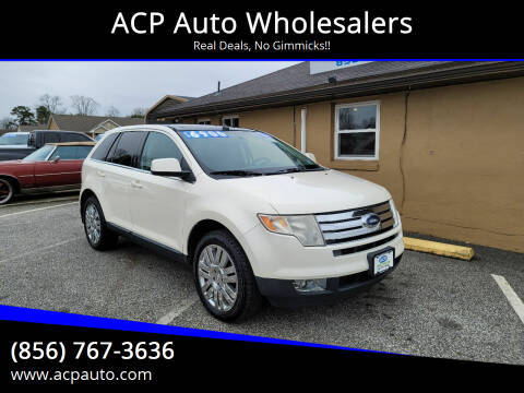 2008 Ford Edge for sale at ACP Auto Wholesalers in Berlin NJ