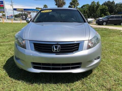 2008 Honda Accord for sale at Unique Motor Sport Sales in Kissimmee FL