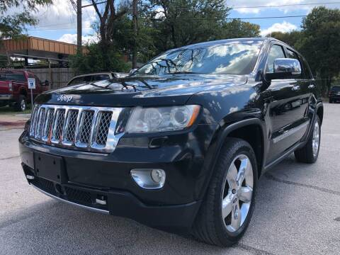 2013 Jeep Grand Cherokee for sale at Royal Auto LLC in Austin TX
