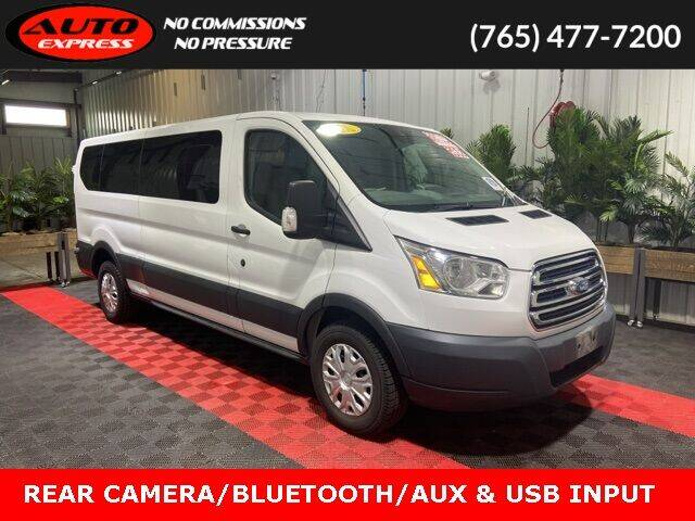 2016 Ford Transit Passenger for sale at Auto Express in Lafayette IN