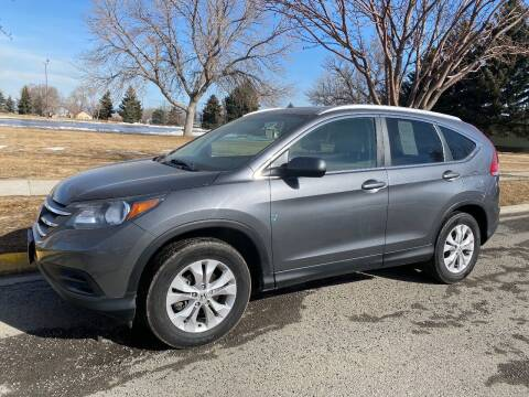 2014 Honda CR-V for sale at Kevs Auto Sales in Helena MT
