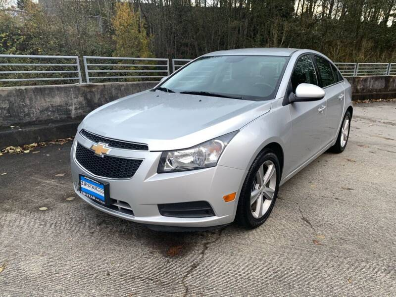 2014 Chevrolet Cruze for sale at Zipstar Auto Sales in Lynnwood WA