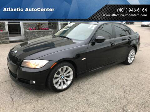 2011 BMW 3 Series for sale at Atlantic AutoCenter in Cranston RI