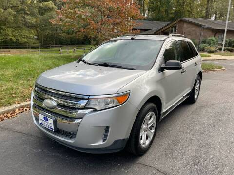 2012 Ford Edge for sale at Bowie Motor Co in Bowie MD