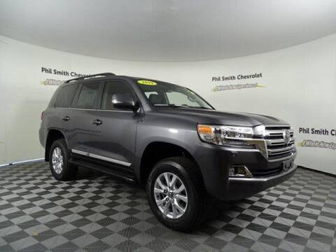 2019 Toyota Land Cruiser for sale at PHIL SMITH AUTOMOTIVE GROUP - Phil Smith Chevrolet in Lauderhill FL