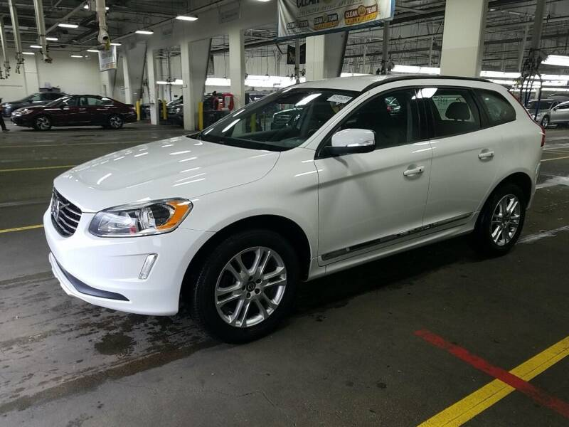 2016 Volvo XC60 for sale at Riverside Auto Sales & Service in Portland ME