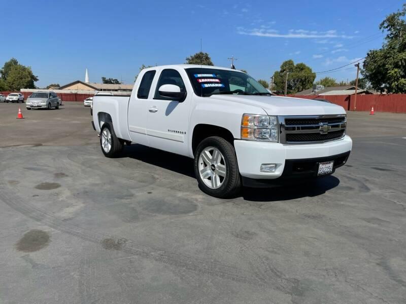 2008 Chevrolet Silverado 1500 for sale at Mega Motors Inc. in Stockton CA