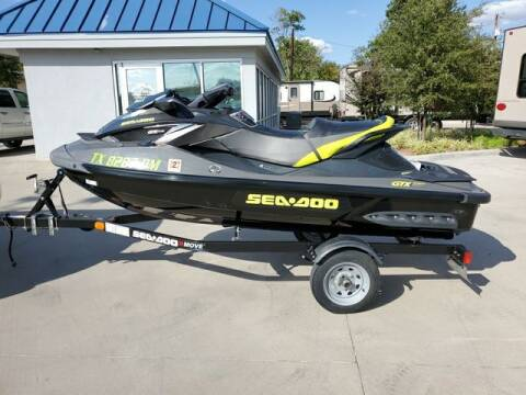 2015 Sea-Doo/BRP GTX LIMITED IS 260 for sale at Kell Auto Sales, Inc - Grace Street in Wichita Falls TX