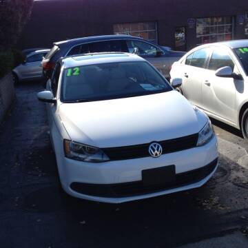 2012 Volkswagen Jetta for sale at Maffei Auto Sales INC. in Kingston PA