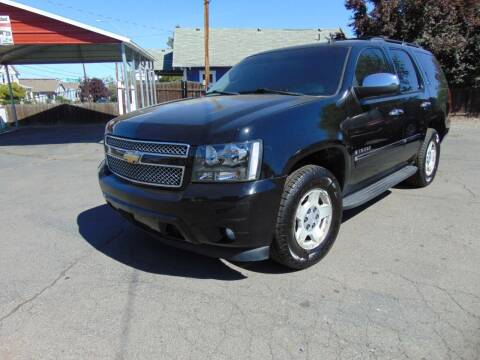 2009 Chevrolet Tahoe for sale at Medford Auto Sales in Medford OR