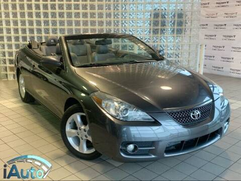 2007 Toyota Camry Solara for sale at iAuto in Cincinnati OH