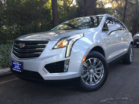 2017 Cadillac XT5 for sale at Valley Coach Co Sales & Lsng in Van Nuys CA